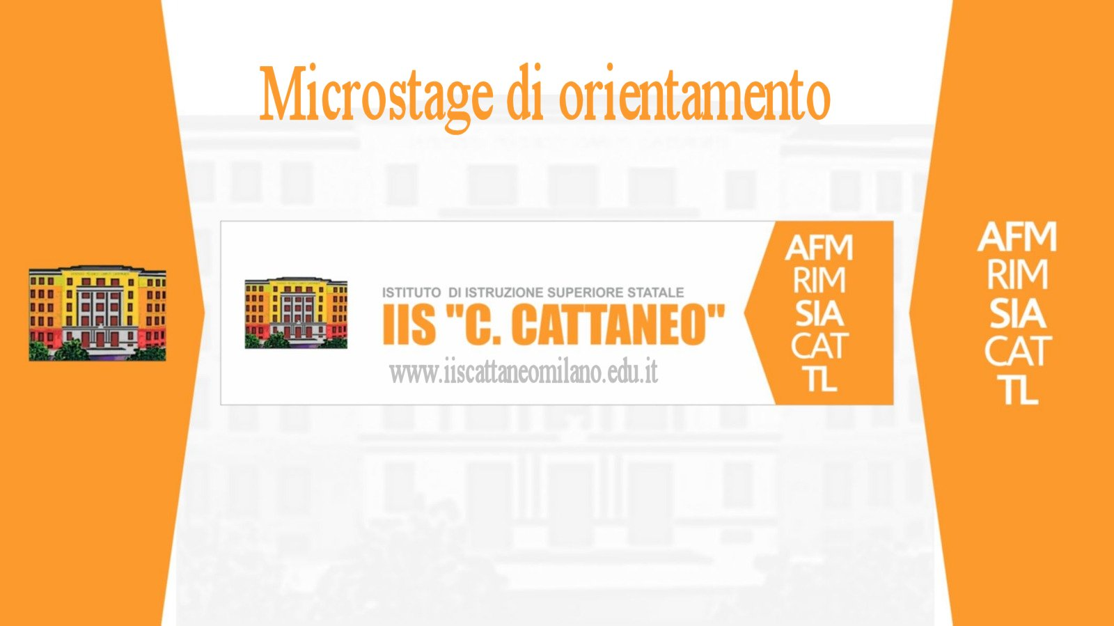 Microstage pomeridiano 16/12/2019