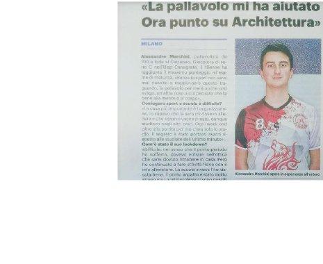 Intervista ad Alessandro Marchini