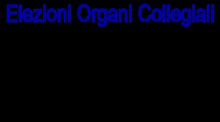 Elezione rinnovo Organi Collegiali a livello di Istituzione Scolastica a.s. 2020/2021