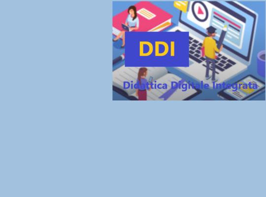Organizzazione Didattica Digitale Integrata (DDI) dall'8 al 12 febbraio